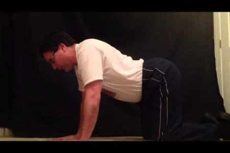 Johnson City Chiropractor Explains Cat/Cow Exercises